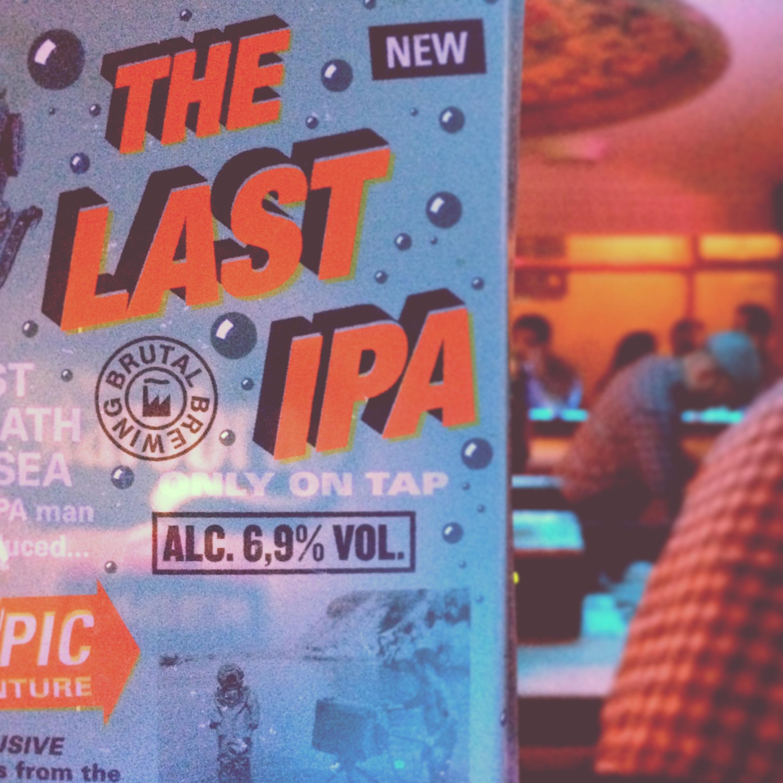 The Last .IPA